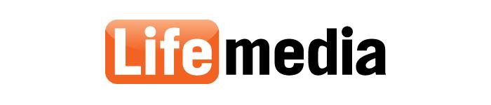 ライフメディアのロゴ