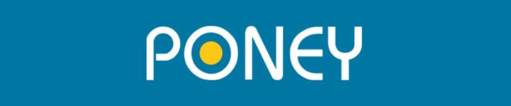 PONEYのロゴ